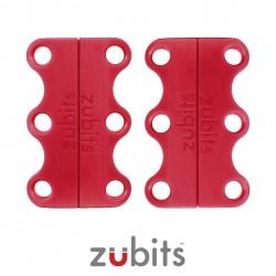 Zubits® Rosso - Lacci magnetici - misura 1