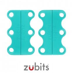 Zubits® Verde Acqua - Lacci magnetici - misura 1