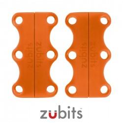 Zubits® Arancione - Lacci magnetici - misura 2