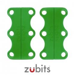 Zubits® Verde - Lacci magnetici - misura 2
