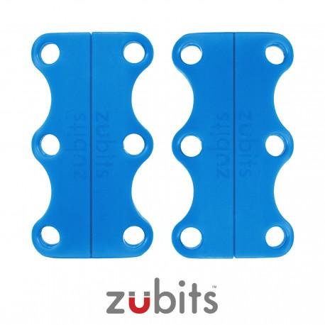 Zubits® Azzurro - Lacci magnetici - misura 2