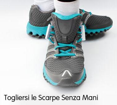 Togliersi le Scarpe Senza Mani - Zubits