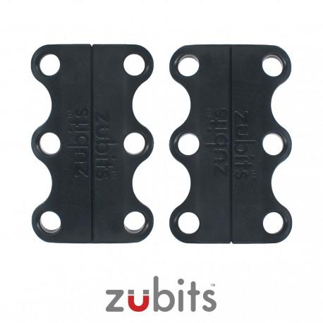 Zubits® Nero - Lacci magnetici - misura 1