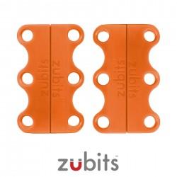 Zubits® Arancione - Lacci magnetici - misura 1
