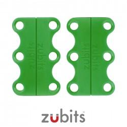 Zubits® Verde - Lacci magnetici - misura 1