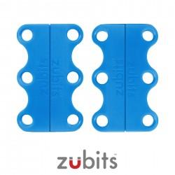 Zubits® Azzurro - Lacci magnetici - misura 1