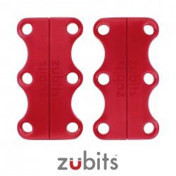 Zubits® Rosso - Lacci magnetici - misura 2
