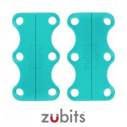Zubits® Verde Acqua - Lacci magnetici - misura 2