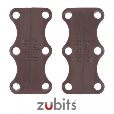 Zubits® Marrone - Lacci magnetici - misura 3