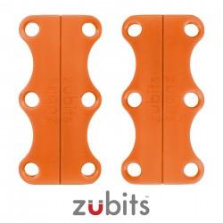 Zubits® Arancione - Lacci magnetici - misura 3