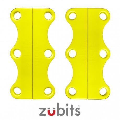 Zubits® Giallo - Lacci magnetici - misura 3