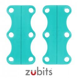 Zubits® Verde Acqua - Lacci magnetici - misura 3