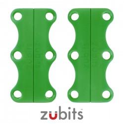 Zubits® Verde - Lacci magnetici - misura 3