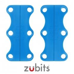Zubits® Azzurro - Lacci magnetici - misura 3